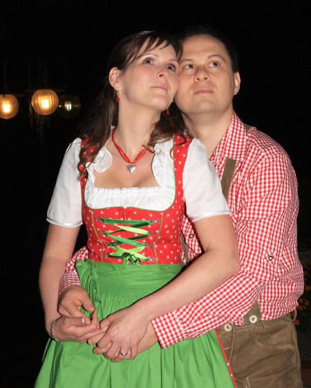 Adri és Alex 2012